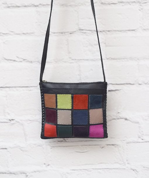 Black Cross Body Bag Artonomous 1