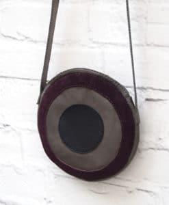 δερμάτινη χιαστί τσάντα Artonomous 2