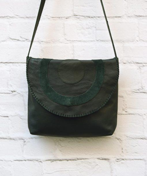 δερμάτινη γυναικεία τσάντα Artonomous 1