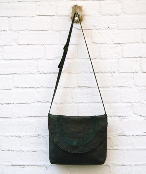 δερμάτινη γυναικεία τσάντα Artonomous 2