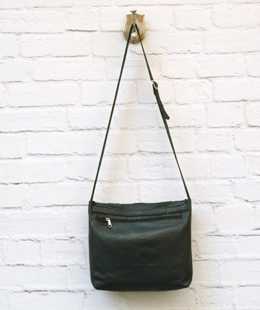 δερμάτινη γυναικεία τσάντα Artonomous 4