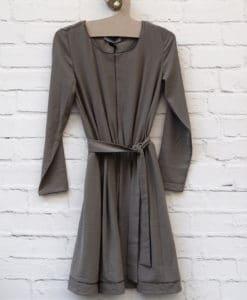 Φόρεμα με ζωνάκι 0025588a (1)