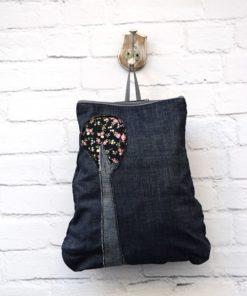 Jean Fabric Backpack Artonomous