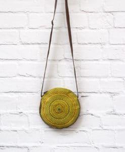 Lime τσάντα χιαστί Artonomous 1