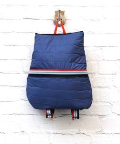 Σακίδιο μπλε γυναικεία τσάντα Artonomous 1