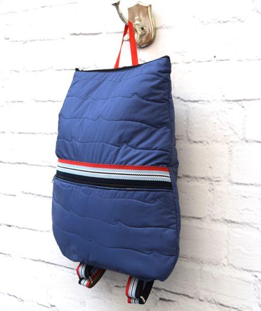 Σακίδιο μπλε γυναικεία τσάντα Artonomous 2