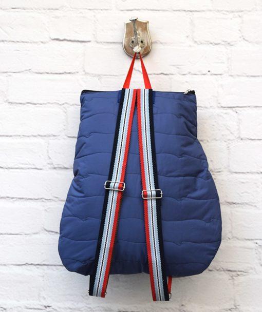 Σακίδιο μπλε γυναικεία τσάντα Artonomous 3