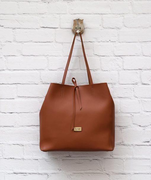 Shopper Bag Tabac Vasiliki Bellou Artonomous 1