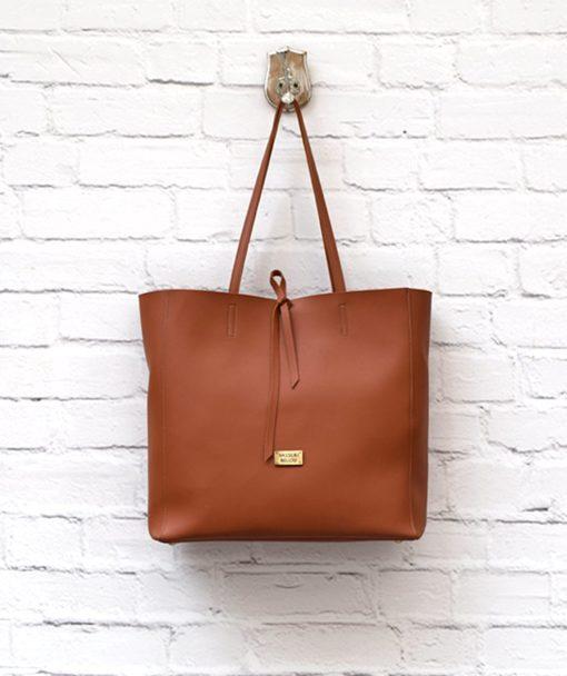 Shopper Bag Tabac Vasiliki Bellou Artonomous 3