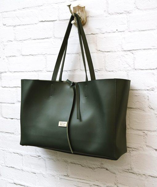 Shopper Green Vasiliki Bellou Artonomous