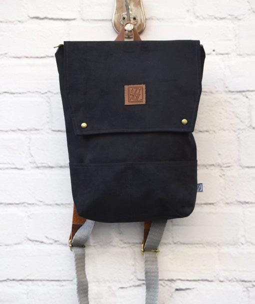 Backpack Black Lazydayz Artonomous 1