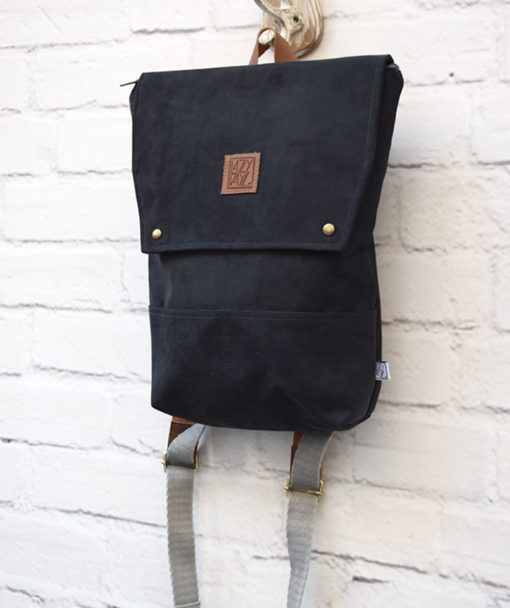 Backpack Black Lazydayz Artonomous 2