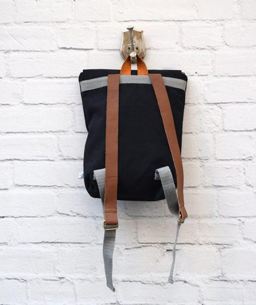 Backpack Black Lazydayz Artonomous 3