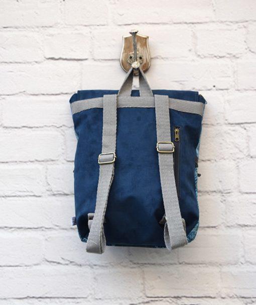Backpack Blue Lazydayz Artonomous 3