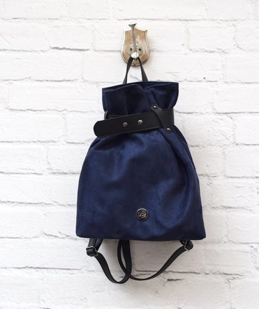 Backpack Blue Vasilikibellou Artonomous 1