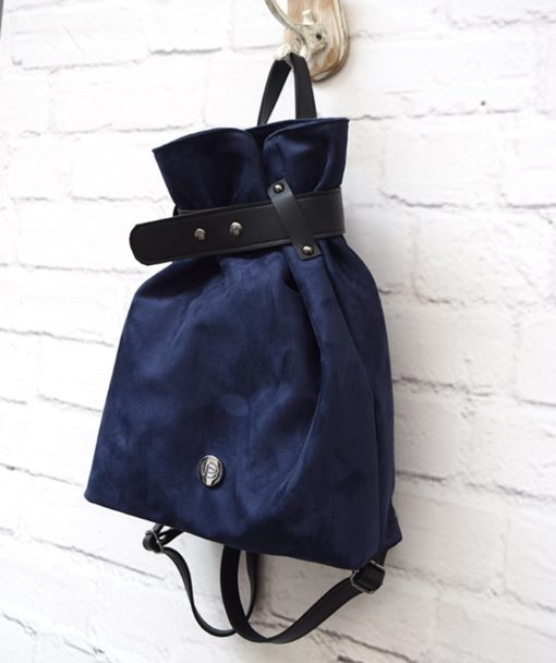 Backpack Blue Vasilikibellou Artonomous 2