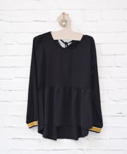 μαύρη μπλούζα Artonomous 1