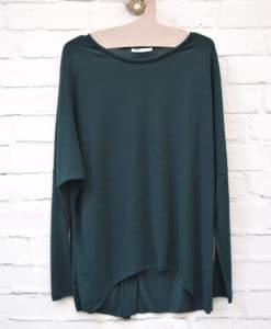 πράσινη γυναικεία μπλούζα Artonomous 1
