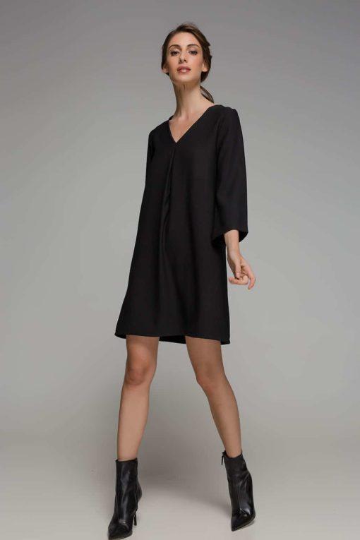 μαύρο φόρεμα Disu Artonomous 1