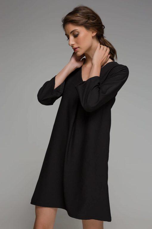 μαύρο φόρεμα Disu Artonomous 3