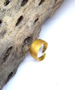 Δαχτυλίδι Chevalier Επίχρυσο 00256276a