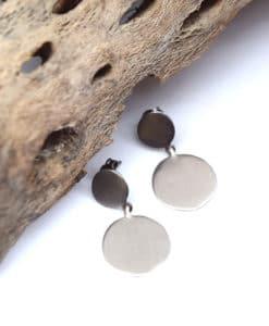 Σκουλαρίκια κυκλάκια 00256265a