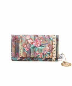 LazyDayz πορτοφόλι με τύπωμα Artonomous4
