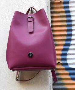 Backpack Purple Vasilikibellou Artonomous 1