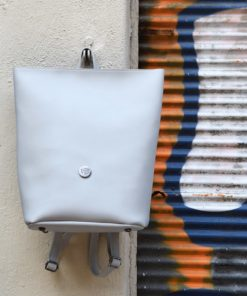 Backpack Grey Vasiliki Bellou Artonomous 1