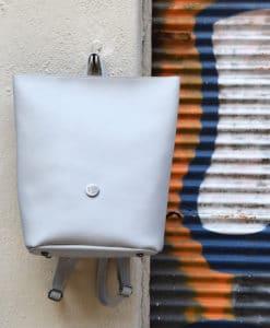 Backpack Grey Vasiliki Bellou Artonomous 1