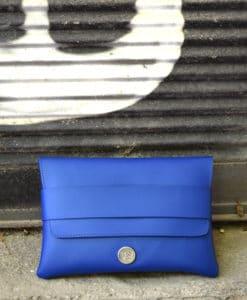 Clutch Bag Blue Vb Artonomous 1