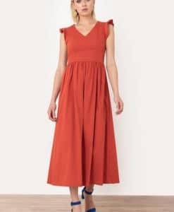 φόρεμα Midi Helmi Artonomous 2