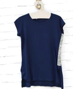 Μπλε μπλούζα Artonomous 1