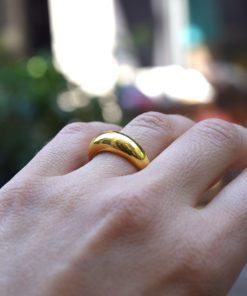 Gold Plates Ring Artonomous 4