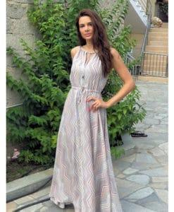 Maxi Romantic Dress Poeta Artonomous 1