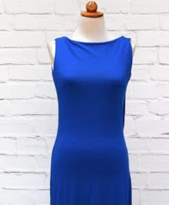 μπλε Maxi φόρεμα Artonomous 1