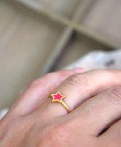 Gold Star Ring Prigipo Artonomous 3