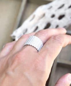 Silver Ring Prigipo Artonomous 3