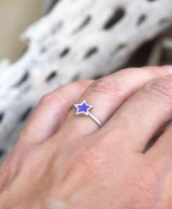 Silver Ring Star Prigipo Artonomous 4