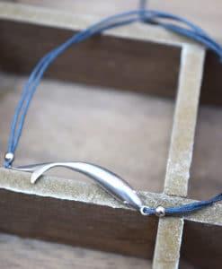 Silver Fish Bracelet Artonomous 1