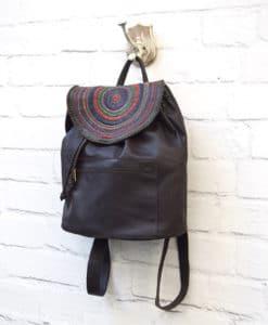 Brown Backpack Artonomous 2
