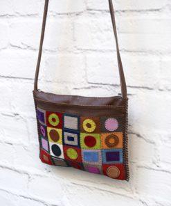 Messenger Bag Artonomous Brown 2