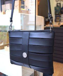 Τσάντα φάκελος clutch - Μαύρο