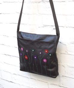 Messenger Bag Brown Artonomous 2