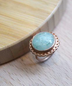 Rose Gold Ring Prigipo Artonomous 3