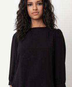 μαύρο πουκάμισο Helmi Artonomous 1