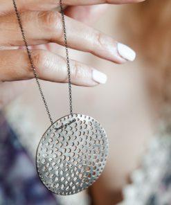 Necklace Silver Zoi Kampouri Artonomous
