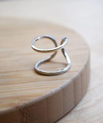 Silver Ring Ahandmade Artonomous 6