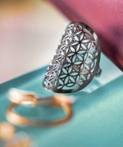 Silver Ring Zoi Kampouri Artonomous