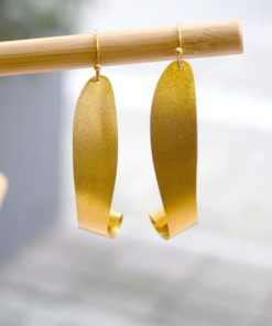 Gold Plated Brass Artonomous 2